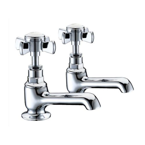 Eden Chrome Bath Taps